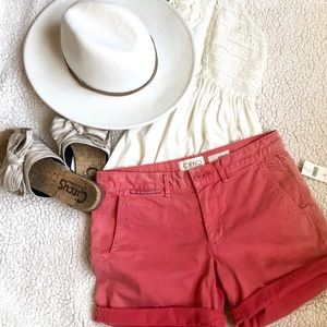 Pilcro Relaxed Chino Shorts